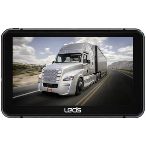 GPS навигация за камион LEOS M7