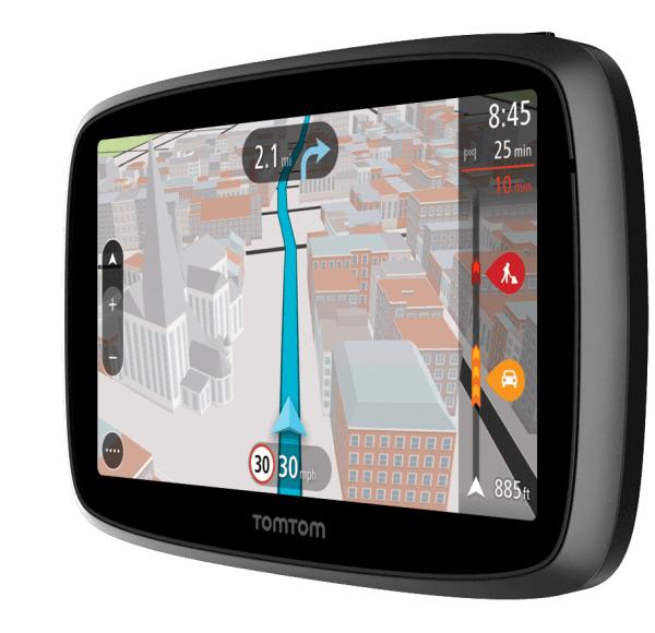 GPS Навигация TomTom GO 5100