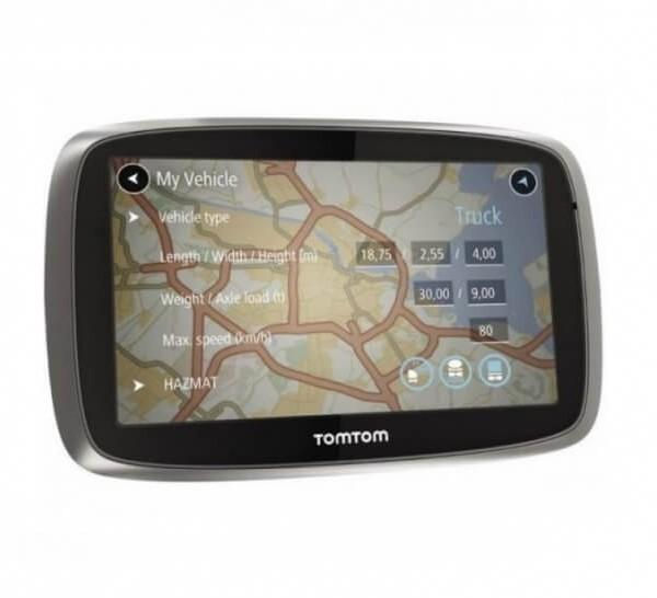 Навигация за камион TomTom Trucker 5000