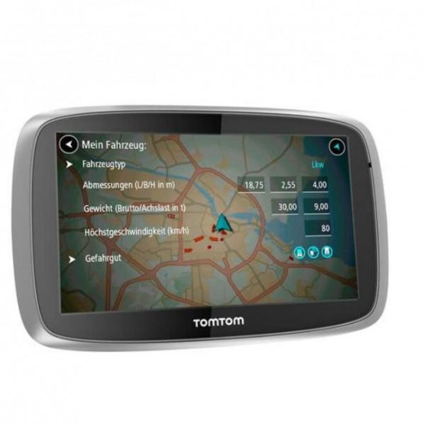 GPS навигация TomTom Trucker 6000