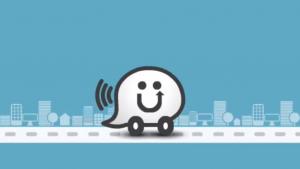 Waze навигационен софтуер