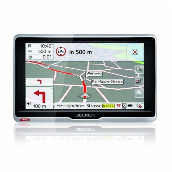 GPS навигация Becker Transit 6LMU
