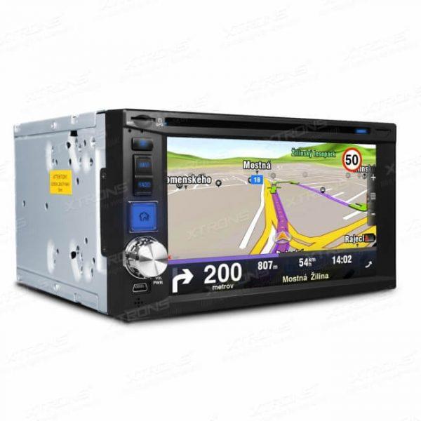 GPS навигация за кола TD680GT