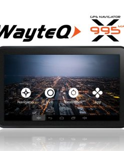 Четириядрена GPS навигация Wayteq X995 MAX