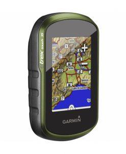GPS измерване на площи eTrex Touch 35