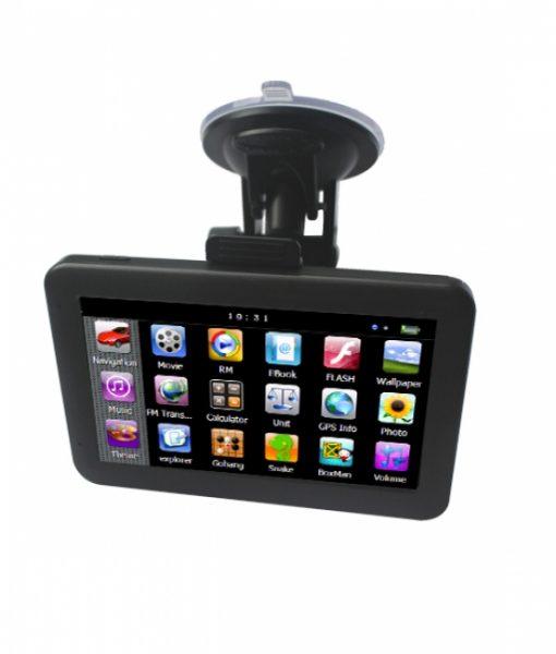 GPS навигация MEDIATEK E4