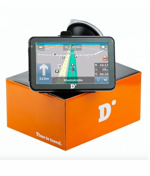 GPS навигация Diniwid N5