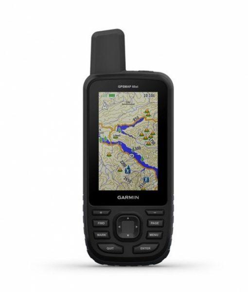 Ръчна GPS навигация GPSMAP 66s