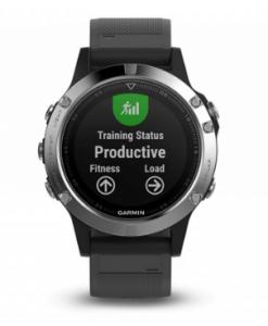 GPS часовник Garmin мултиспорт fēnix 5