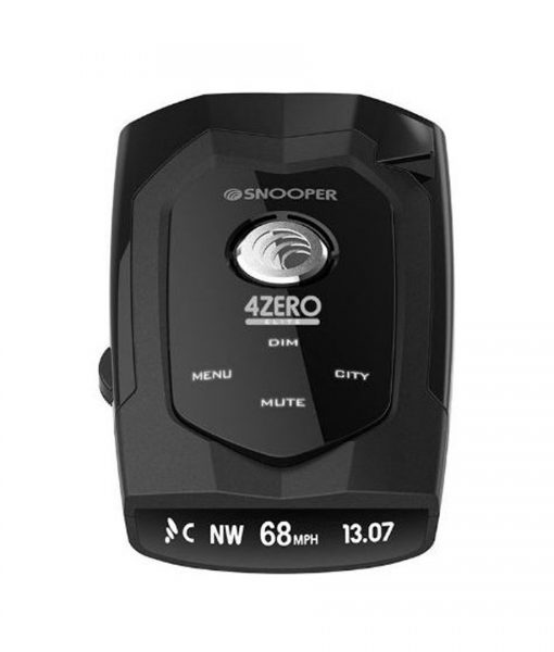 Snooper 4Zero Elite GPS