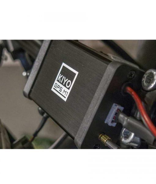 GPS радар детектор за мотор KIYO GPS M1