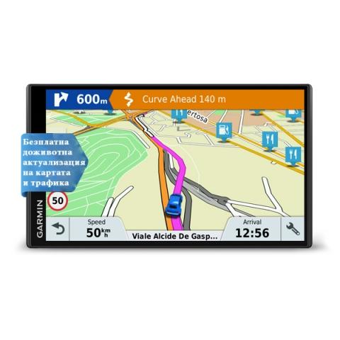 GPS навигация за кола DriveSmart 61 LMT-S EU