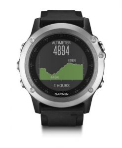 GPS спортен часовник Garmin fēnix 3 HR