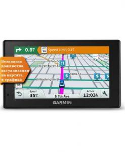 GPS навигация Garmin за кола DriveAssist 51 LMT-S EU