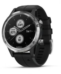 GPS часовник мултиспорт Garmin fēnix 5 Plus