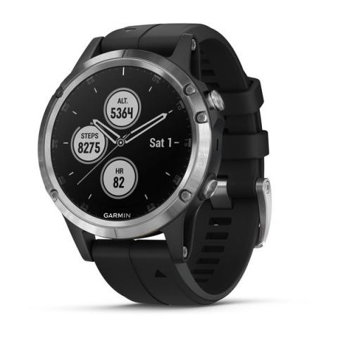 GPS часовник мултиспорт Garmin fēnix 5 Plus