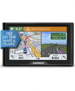 GPS навигация за кола Garmin Drive 61 LMT-S EE