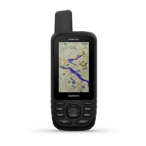 Ръчен GPS Garmin GPSMAP 66st