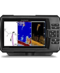 Роболовен сонар с GPS Garmin STRIKER 7cv