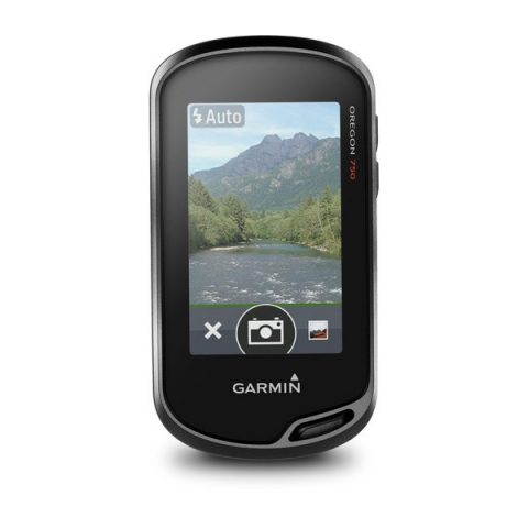 Ръчна GPS навигация Garmin Oregon 750