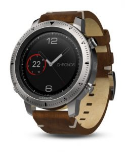 GPS смарт часовник за спорт Garmin fēnix Chronos