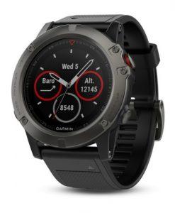 Мултиспорт GPS часовник Garmin fēnix 5X