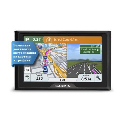 GPS навигация за кола Drive 51 LMT-S EU