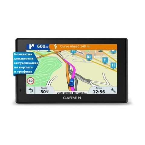 GPS навигация за кола DriveSmart 51 LMT-S EU