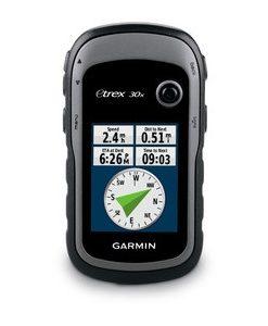 GPS навигация за измерване на площи eTrex 30x