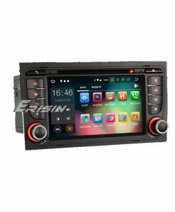 Навигация двоен дин за Audi А4 с Android 9.0 ES7978A, GPS, WiFi, 7 инча