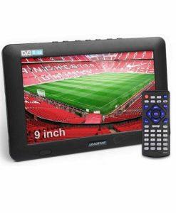 Портативен телевизор с цифров тунер DVB-T2 LEADSTAR D9 9 инча