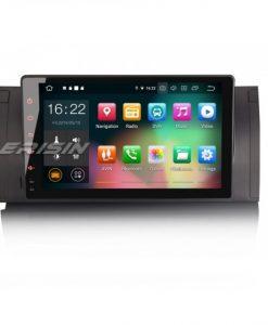 Навигация двоен дин за BMW E39 E53 с Android 9.0 ES7902B, GPS, WiFi, 9 инча