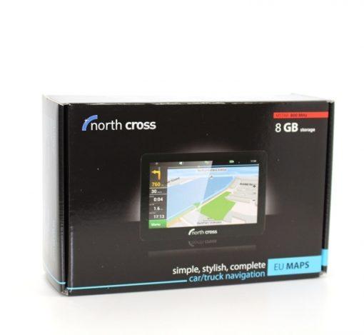 GPS навигация North Cross ES525FE TRUCK - 5 инча, 256MB RAM, 8GB