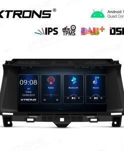 Навигация двоен дин за HONDA Accord (08-12) PST90ACH с Android 10